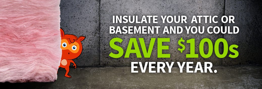insulate your basement save 100s