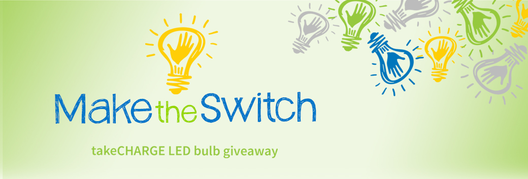 takeCHARGE Announces Annual Make the Switch Program