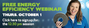 Energy Efficiency Webinar